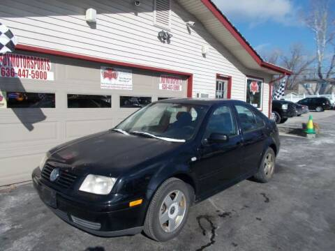 2002 Volkswagen Jetta for sale at Indy Motorsports in St. Charles MO