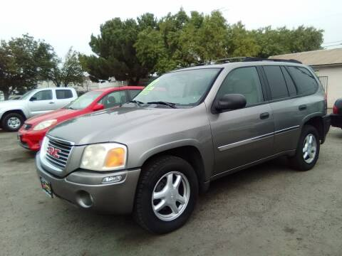 2007 GMC Envoy for sale at Larry's Auto Sales Inc. in Fresno CA