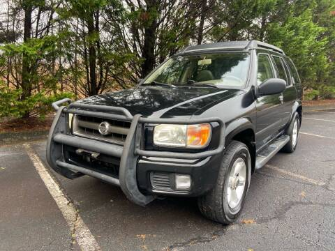 2003 Nissan Pathfinder for sale at Lenoir Auto in Lenoir NC