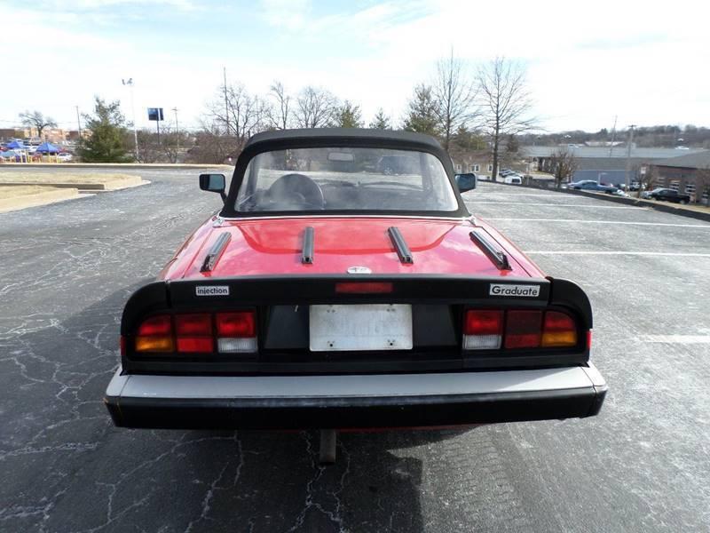 1986 Alfa Romeo Spider Veloce 2dr Convertible - Manchester MO