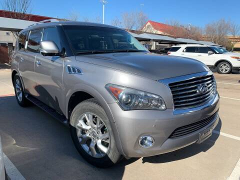 2011 Infiniti QX56 for sale at Excellence Auto Direct in Euless TX