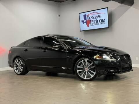 2013 Jaguar XF for sale at Texas Prime Motors in Houston TX