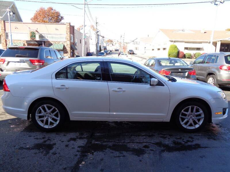 2012 Ford Fusion for sale at Best Choice Auto Sales Inc in New Bedford MA