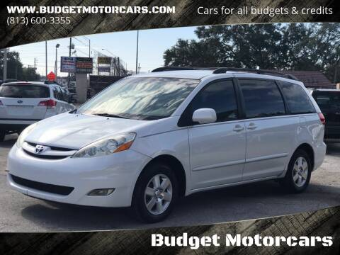 2006 Toyota Sienna for sale at Budget Motorcars in Tampa FL