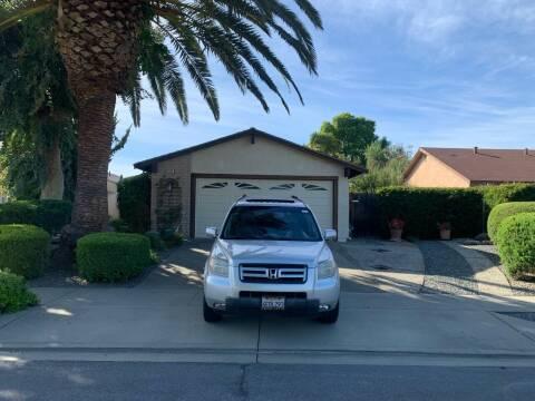 2008 Honda Pilot for sale at Blue Eagle Motors in Fremont CA
