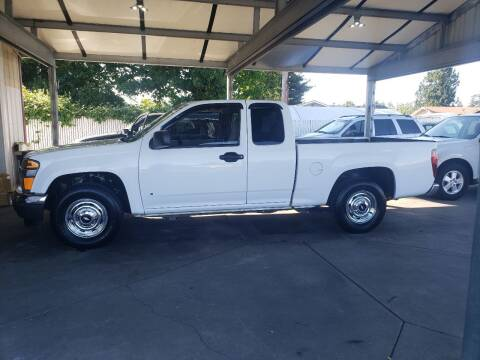 2008 Chevrolet Colorado for sale at Select Cars & Trucks Inc in Hubbard OR
