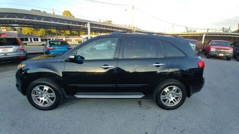2008 Acura MDX for sale at Lewis Used Cars in Elizabethton TN