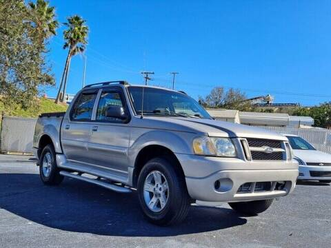 2005 Ford Explorer Sport Trac for sale at Select Autos Inc in Fort Pierce FL