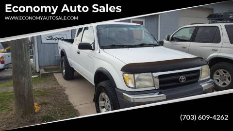 1999 Toyota Tacoma for sale at Economy Auto Sales in Dumfries VA