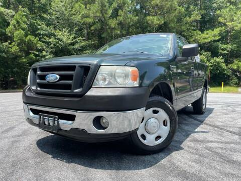 2006 Ford F-150 for sale at El Camino Auto Sales - Global Imports Auto Sales in Buford GA