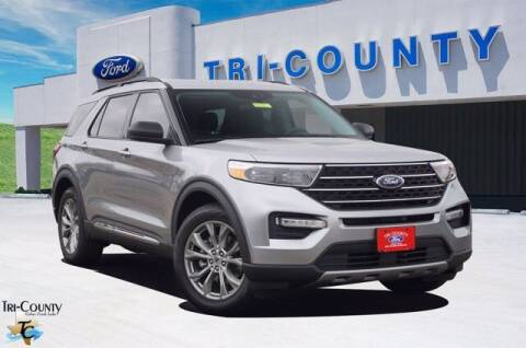 2021 Ford Explorer for sale at TRI-COUNTY FORD in Mabank TX