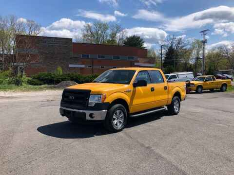 2013 Ford F-150 for sale at DILLON LAKE MOTORS LLC in Zanesville OH