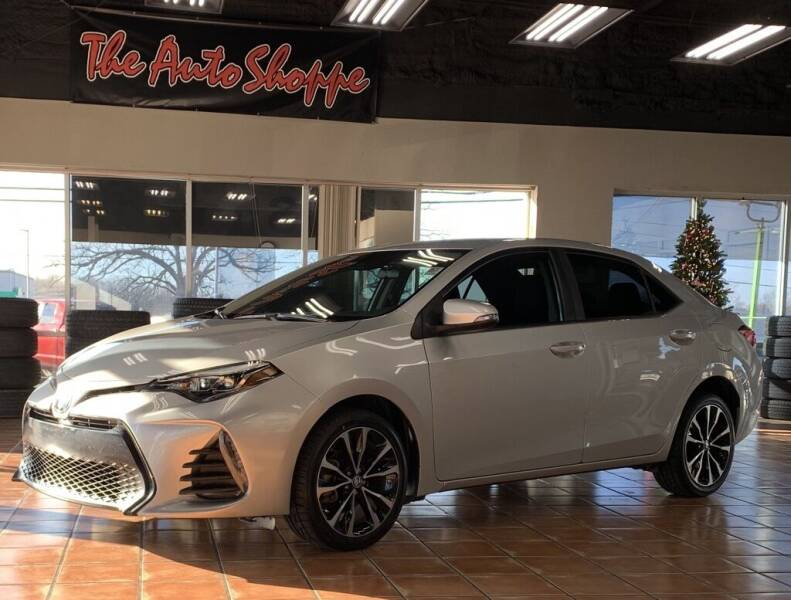2019 Toyota Corolla for sale at The Auto Shoppe in Springfield MO