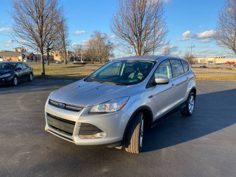 2015 Ford Escape for sale at Boardman Auto Exchange in Youngstown OH