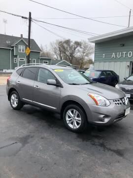 2013 Nissan Rogue for sale at SHEFFIELD MOTORS INC in Kenosha WI