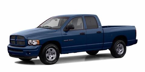 2003 Dodge Ram for sale at Valpo Motors 1 and 2  Best Deals On Quality Wheels in Valparaiso IN