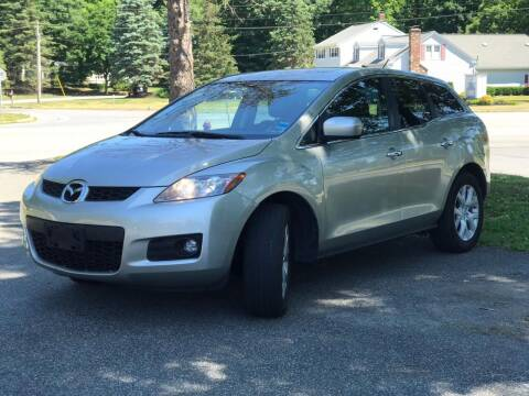 2008 Mazda CX-7 for sale at Pak Auto Corp in Schenectady NY