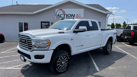 2019 RAM Ram Pickup 2500 for sale at Action Motor Sales in Gaylord MI