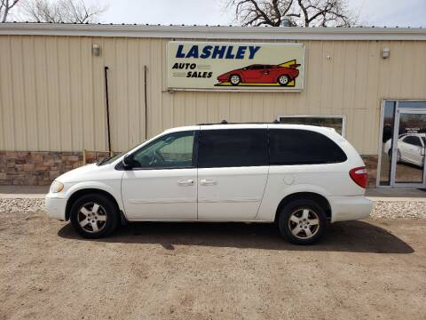 2005 Dodge Grand Caravan for sale at Lashley Auto Sales in Mitchell NE