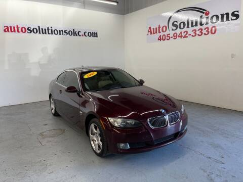 2009 BMW 3 Series for sale at Auto Solutions in Warr Acres OK