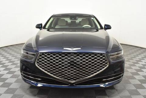 2021 Genesis G90 for sale at Southern Auto Solutions - Georgia Car Finder - Southern Auto Solutions-Jim Ellis Hyundai in Marietta GA
