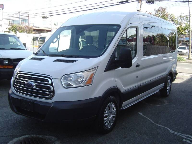 2015 Ford Transit Passenger for sale at Reliable Car-N-Care in Staten Island NY