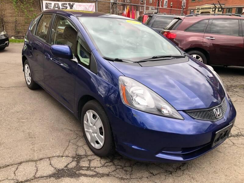 2013 Honda Fit for sale at James Motor Cars in Hartford CT