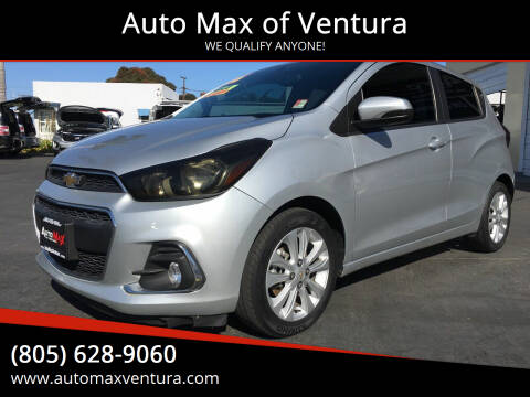 2016 Chevrolet Spark for sale at Auto Max of Ventura in Ventura CA