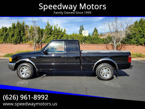 2001 Ford Ranger for sale at Speedway Motors in Glendora CA