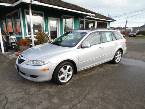 2005 Mazda MAZDA6 for sale at Gary's Cars & Trucks in Port Townsend WA