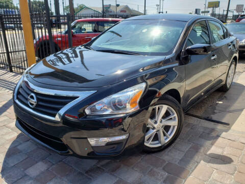 2014 Nissan Altima for sale at Unique Motors of Tampa in Tampa FL