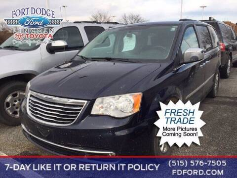 2012 Chrysler Town and Country for sale at Fort Dodge Ford Lincoln Toyota in Fort Dodge IA