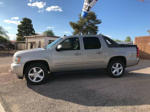 2008 Chevrolet Avalanche for sale at All Brands Auto Sales in Tucson AZ