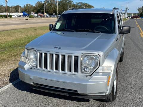 2010 Jeep Liberty for sale at Double K Auto Sales in Baton Rouge LA
