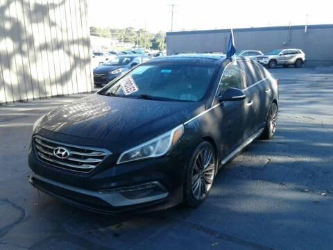 2016 Hyundai Sonata for sale at Car Guys in Lenoir NC