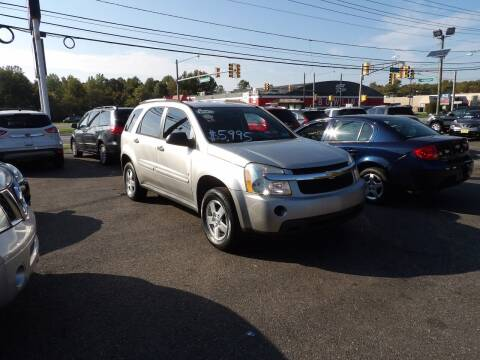 2007 Chevrolet Equinox for sale at United Auto Land in Woodbury NJ
