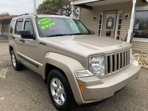 2010 Jeep Liberty for sale at G & G Auto Sales in Steubenville OH