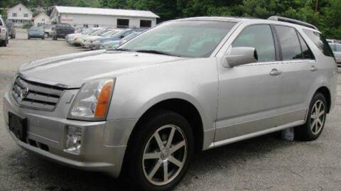 2004 Cadillac SRX for sale at Manchester Motorsports in Goffstown NH