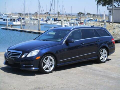 2013 Mercedes-Benz E-Class for sale at Convoy Motors LLC in National City CA