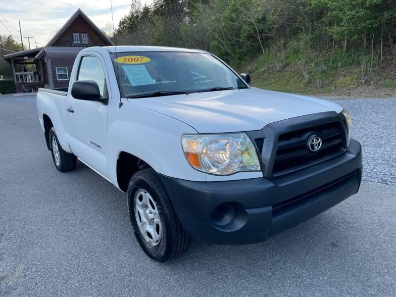 2007 Toyota Tacoma for sale at Armenia Motors in Seymour TN