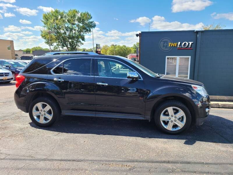 2015 Chevrolet Equinox for sale at THE LOT in Sioux Falls SD