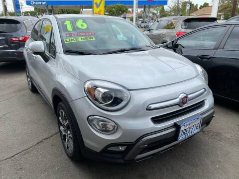 2016 FIAT 500X for sale at CAR GENERATION CENTER, INC. in Los Angeles CA