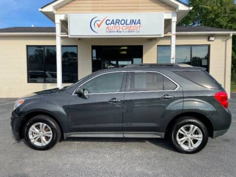 2014 Chevrolet Equinox for sale at Carolina Auto Credit in Youngsville NC