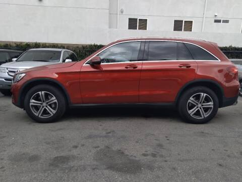 2016 Mercedes-Benz GLC for sale at Western Motors Inc in Los Angeles CA