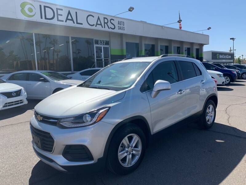 2019 Chevrolet Trax for sale at Ideal Cars Atlas in Mesa AZ