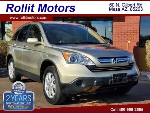 2007 Honda CR-V for sale at Rollit Motors in Mesa AZ