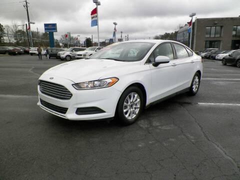 2016 Ford Fusion for sale at Paniagua Auto Mall in Dalton GA