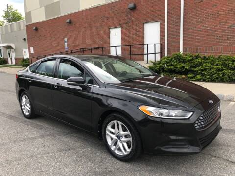 2013 Ford Fusion for sale at Imports Auto Sales Inc. in Paterson NJ