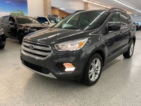 2018 Ford Escape for sale at Dixie Imports in Fairfield OH