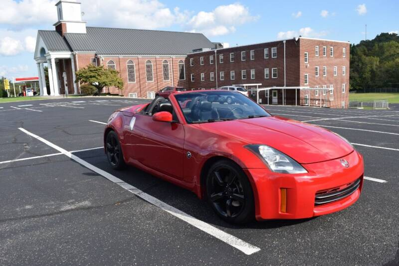 2006 Nissan 350Z for sale at U S AUTO NETWORK in Knoxville TN